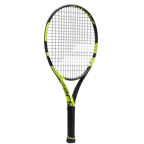 PURE AERO JNR BLK / YELL 25 GRIP 0