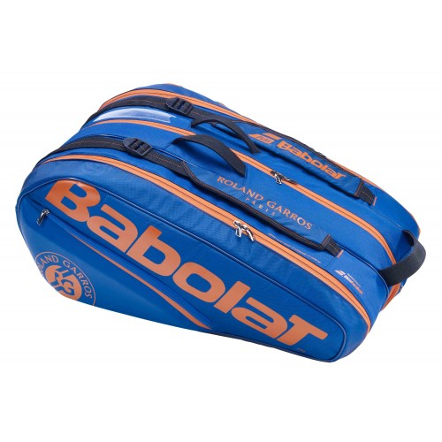RACKET HOLDER X12 ROLAND-GARROS