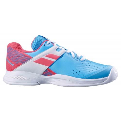 Детски тенис маратонки PROPULSE AC JUNIOR SKY BLUE/PINK