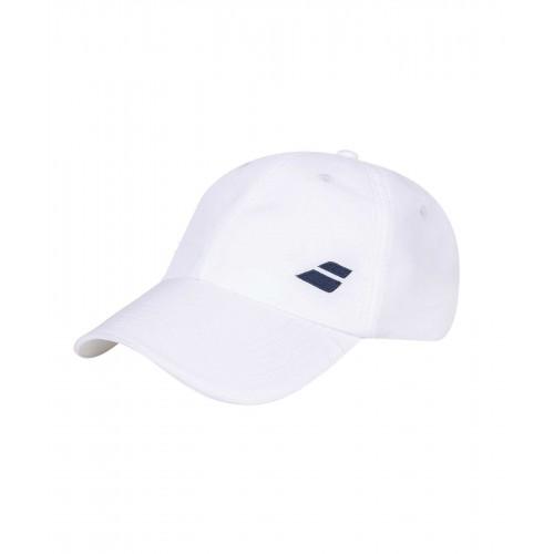 Шапка Babolat Basic Logo Cap White/White Junior