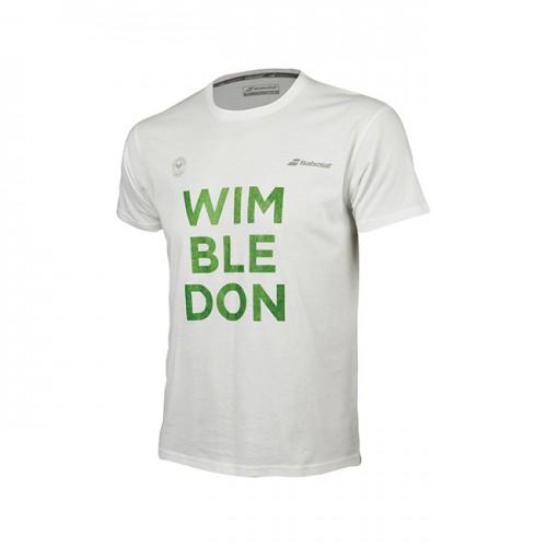 МЪЖКА ТЕНИСКА Wimbledon Core Cotton Tee